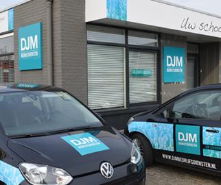 DJM schoonmaakbedrijf